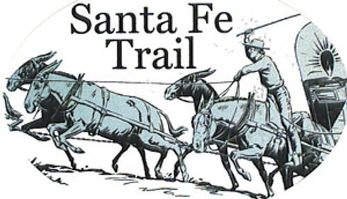 Static Cling Trail Emblem