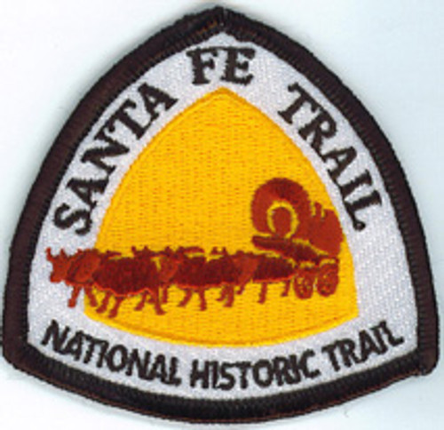 Santa Fe National Historic Trail Logo Patch