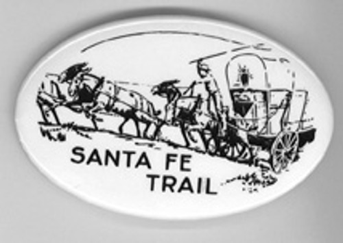Santa Fe Trail Pin