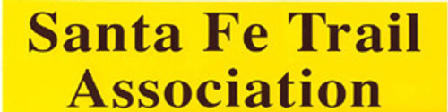 Santa Fe Trail Association Bumper Sticker