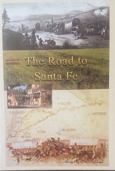 THE ROAD TO SANTA FE DVD