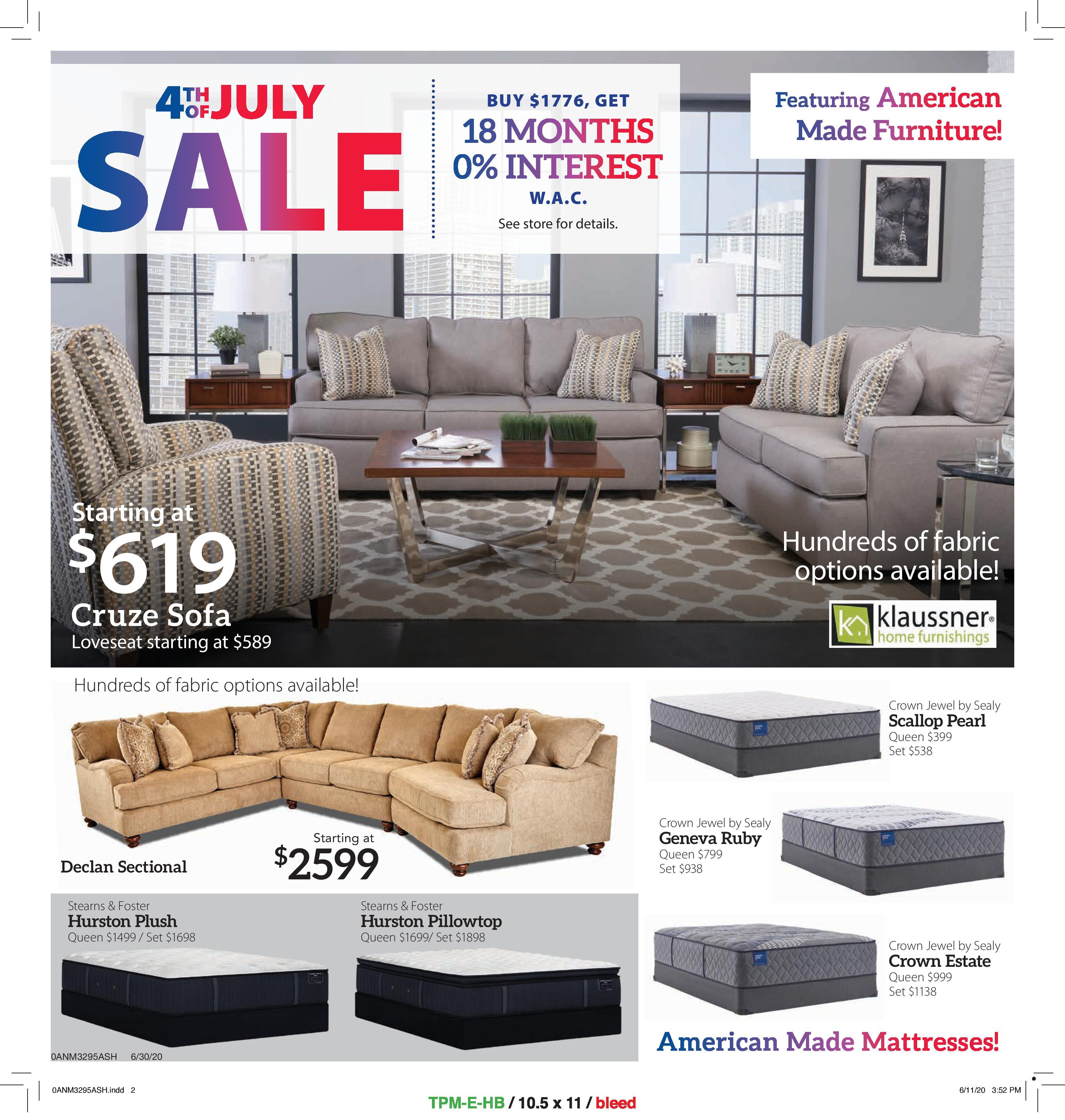 July Ad 2