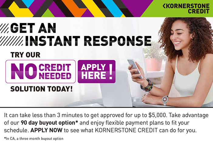 Kornerstone Application