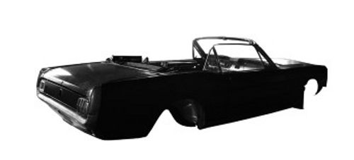 Body Shell Convertible 65-66 - TO ORDER ONLY