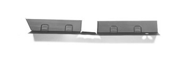 Inner sill with cut outs