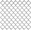 "9ga x 2"" Galvanized-Before-Weave (GBW) Chain Link Wire Fabric"