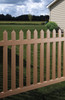 Bufftech Danbury with Sierra Blend Select Cedar Texture