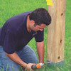 Installing an OZ-Post T6-850 Post Anchor
