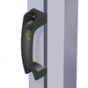 Polymer Gate Handle on Square Gate Frame from D&D Technologies