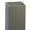 "Regis 2"" x 2"" x .090"" Blank Posts for 3000 Series Aluminum Fence"