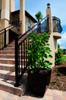 Westbury Riviera C30 Stair Railing on Residential Stairs