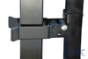 """DAC Industries Walk Gate Strong Arm Latch for 2-1/2"""" Square Gate Frames"""