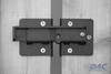 Sentry Latch Dumpster Gate Latch from DAC Industries