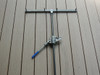 """PulJak Fence Puller with Type B Stretcher Head and 48"""" Hardened Steel Rod"""