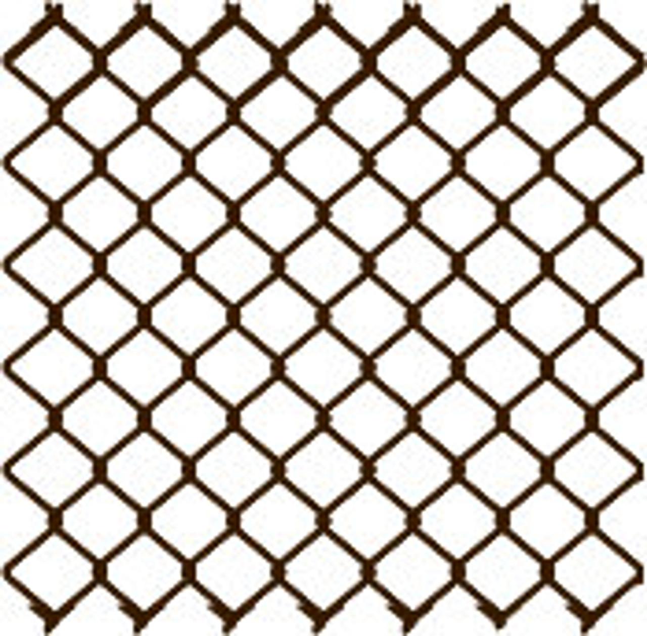 Brown Chain Link Illustration