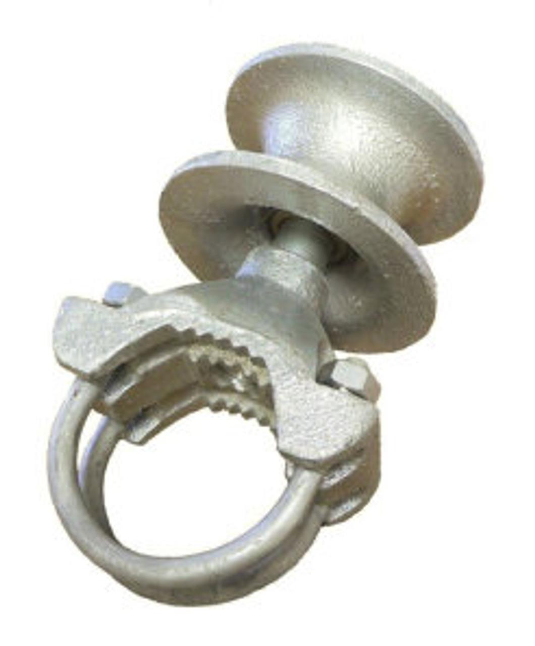 Import Cantilever Gate Roller, Galvanized