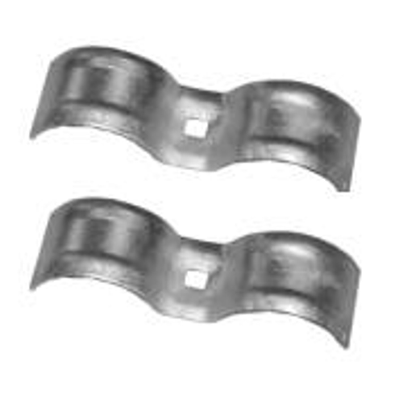 Galvanized Panel Clamp for Chain Link Kennels & Temporary Fencing Panels