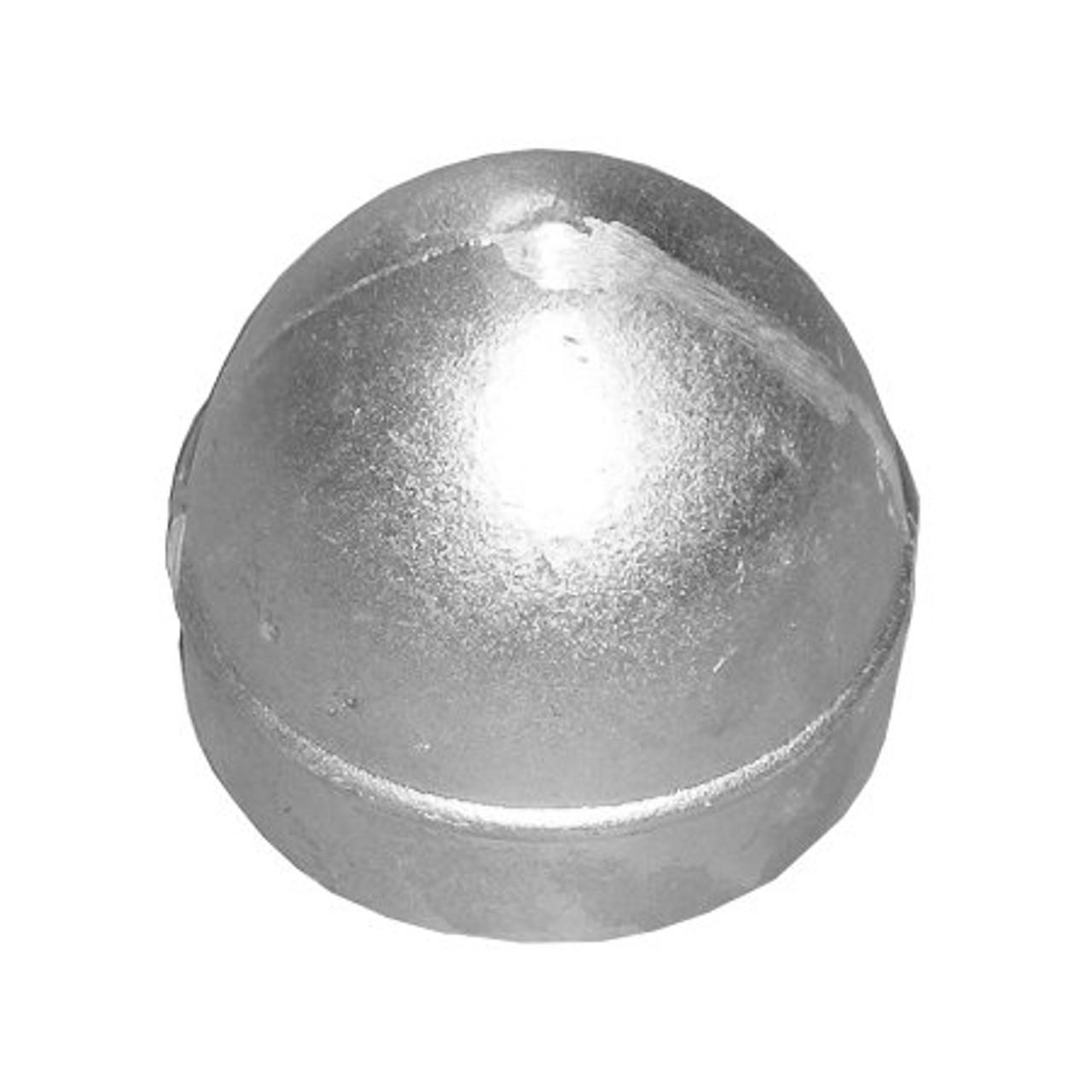 Aluminum Acorn Post Cap for Chain Link Post