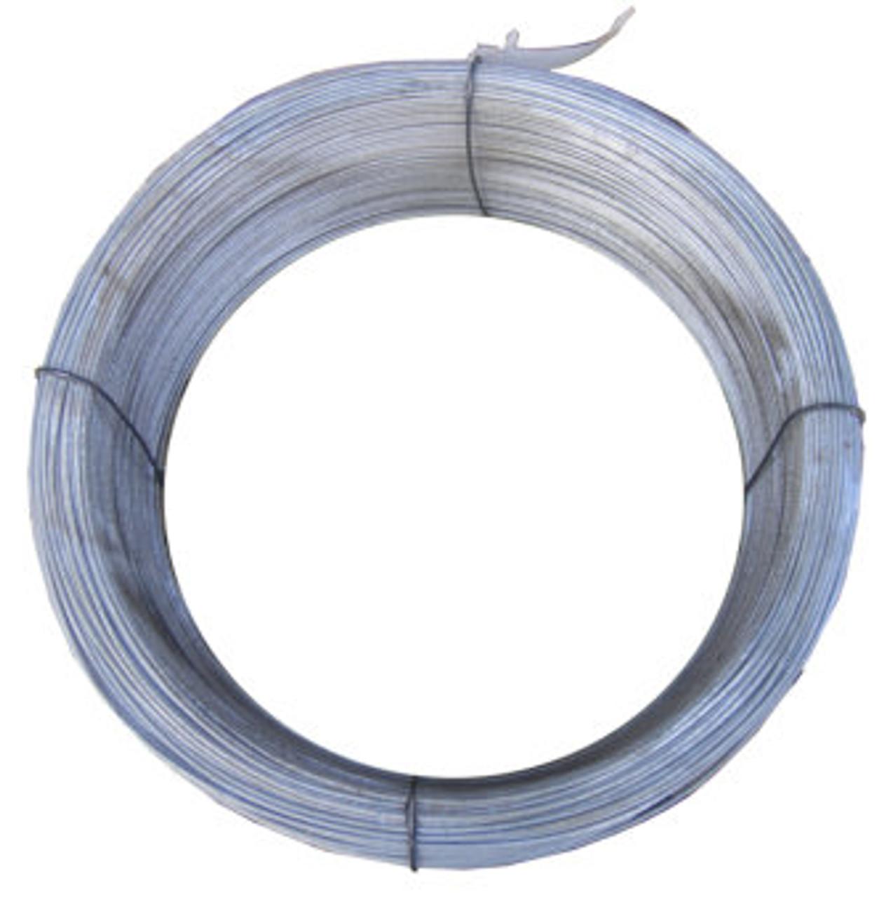 9 gauge galvanized utility wire