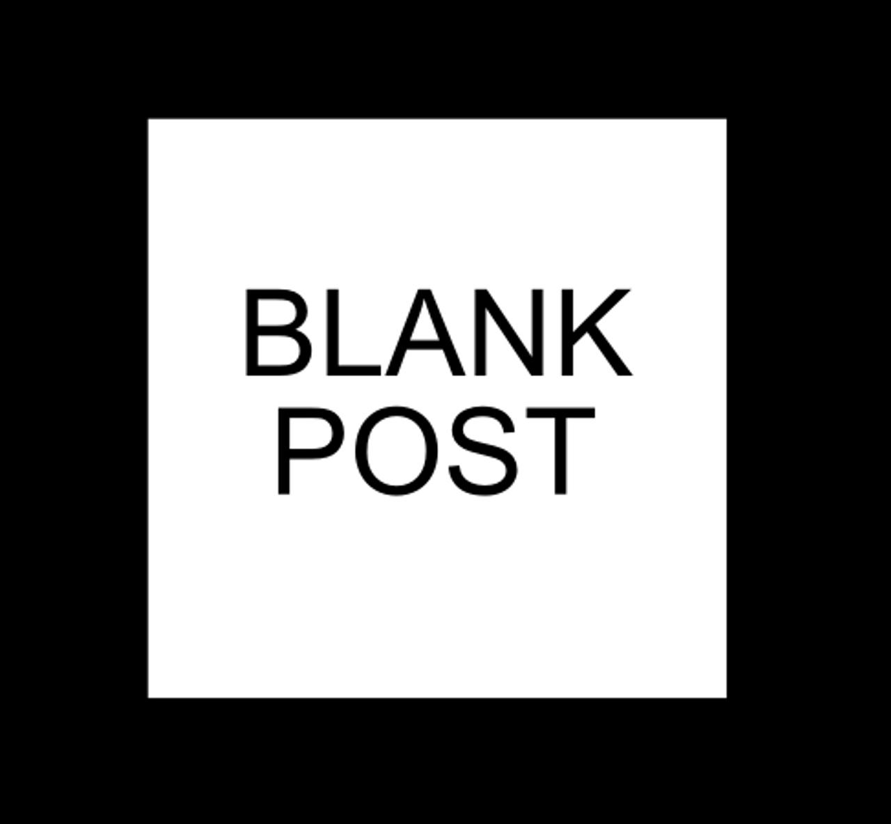 "Graphic of 5"" Bufftech Vinyl Blank Posts"