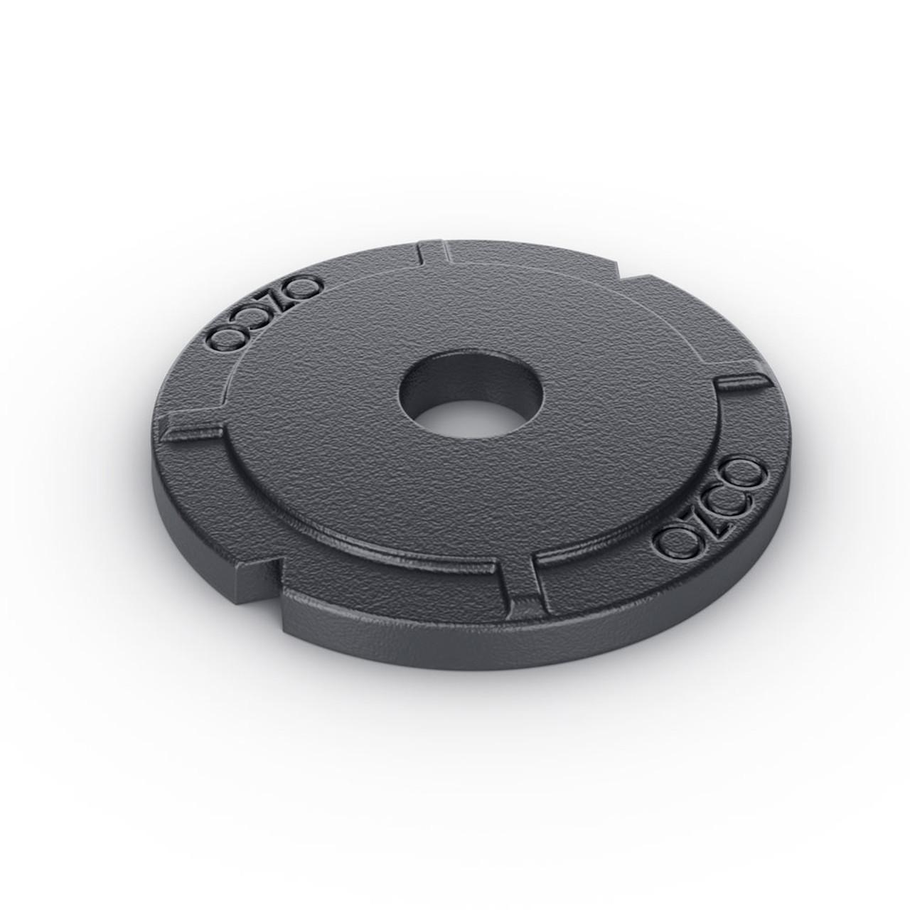 OZCO OWT HD Timber Bolt Washer w/ Black Powder Coat