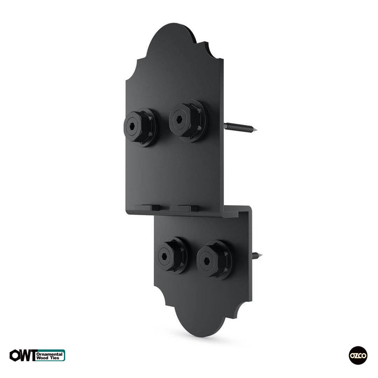 """OWT-Lite Laredo Sunset 8"""" Post to Beam Connector from OZCO Building Products"""