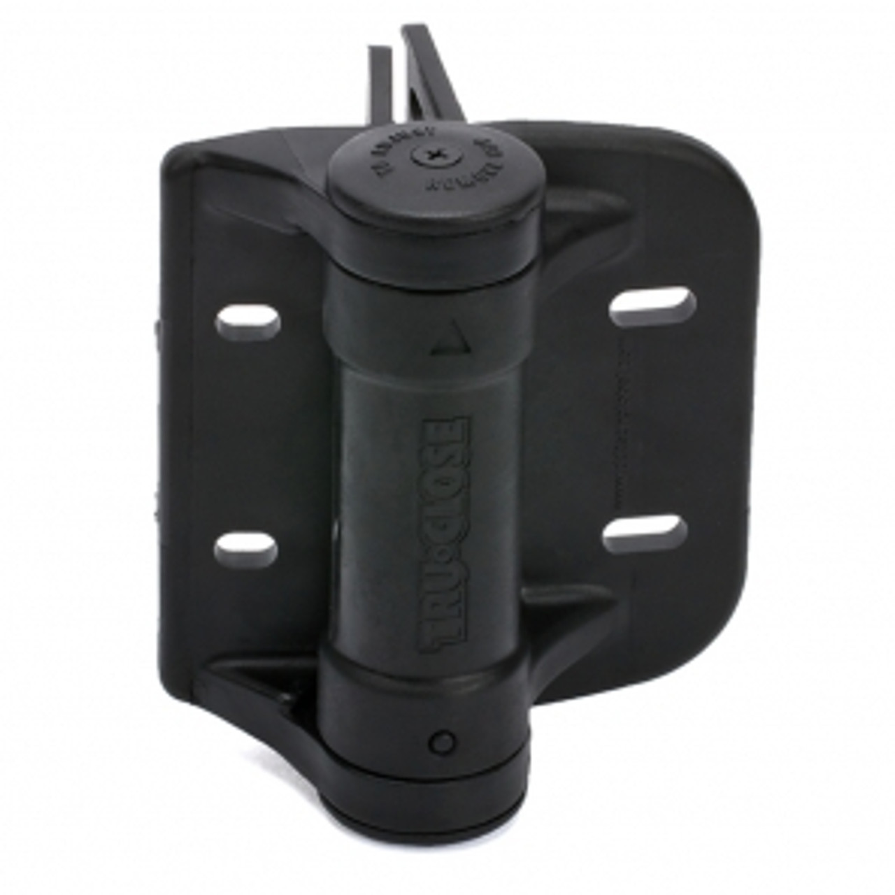 D&D TruClose Heavy Duty Round Post Hinge
