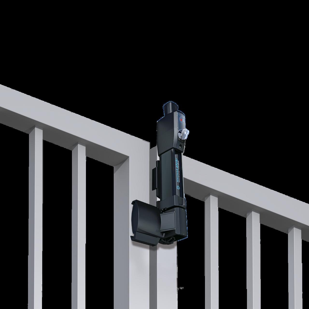 """MagnaLatch 14"""" Vertical Pull Magnetic Gate Latch"""
