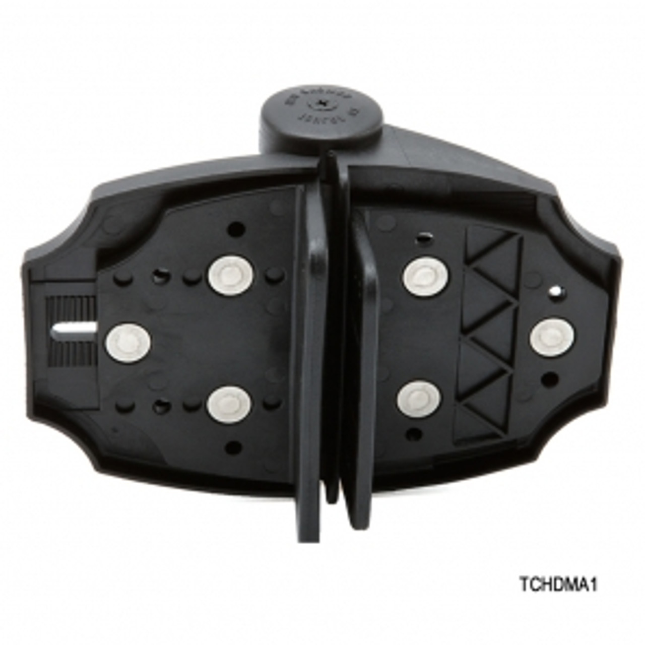 D&D TruClose Heavy Duty Multi-Adjust Back View