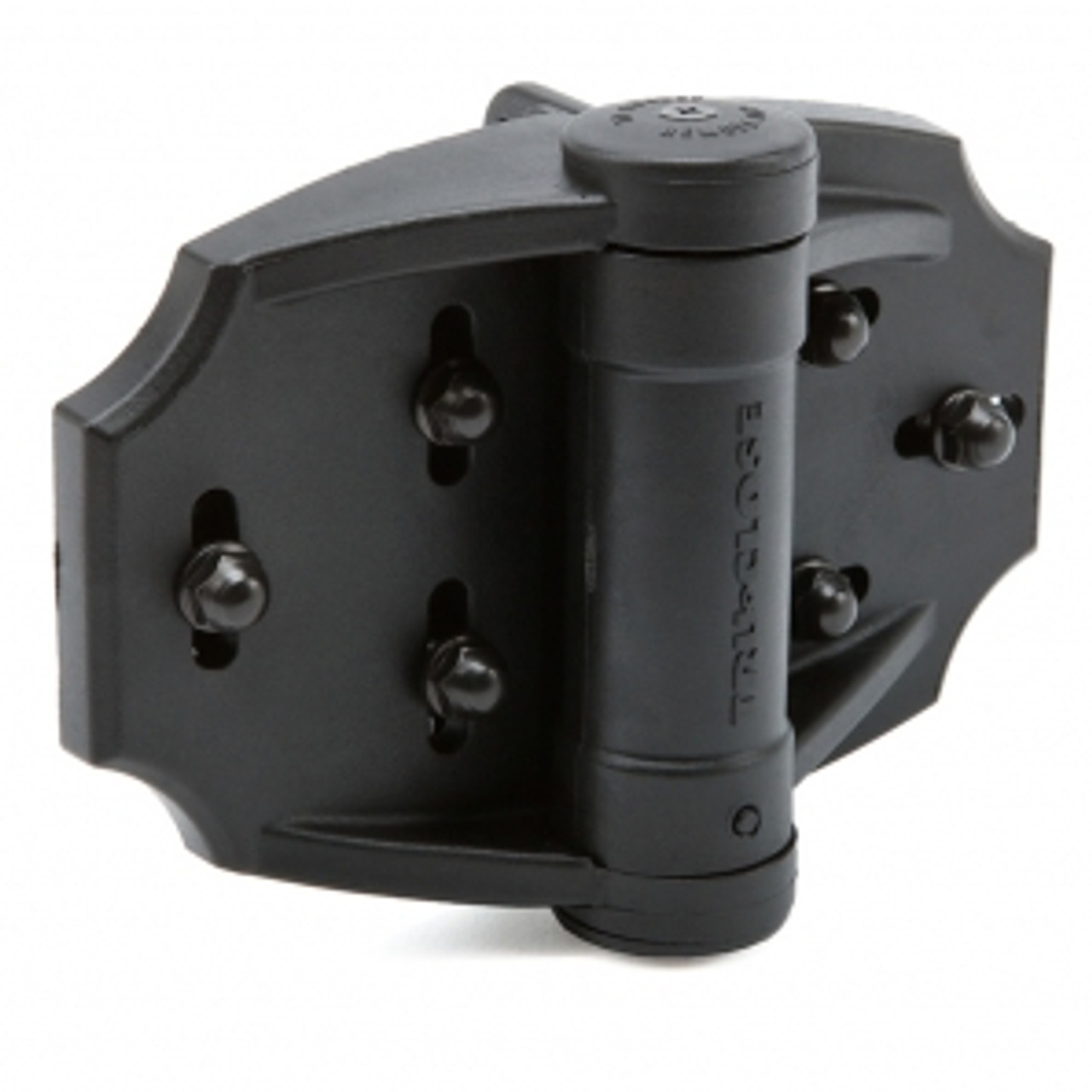 TruClose Heavy Duty Multi-Adjust Gravity Gate Hinge from D&D Technologies
