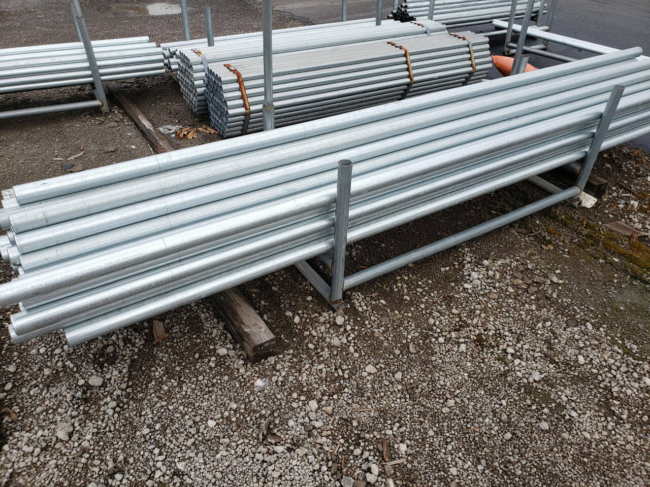 Different Lengths of SF40 Pipe