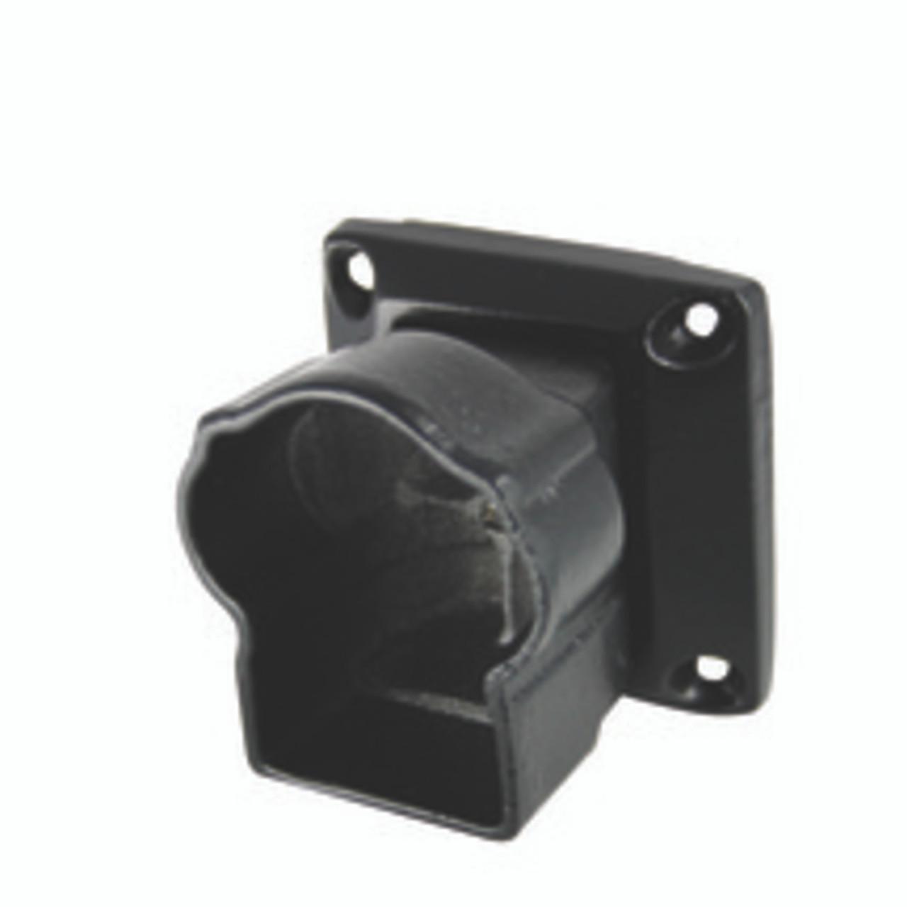 Key-Link Arabian Series Top Swivel Bracket - Black