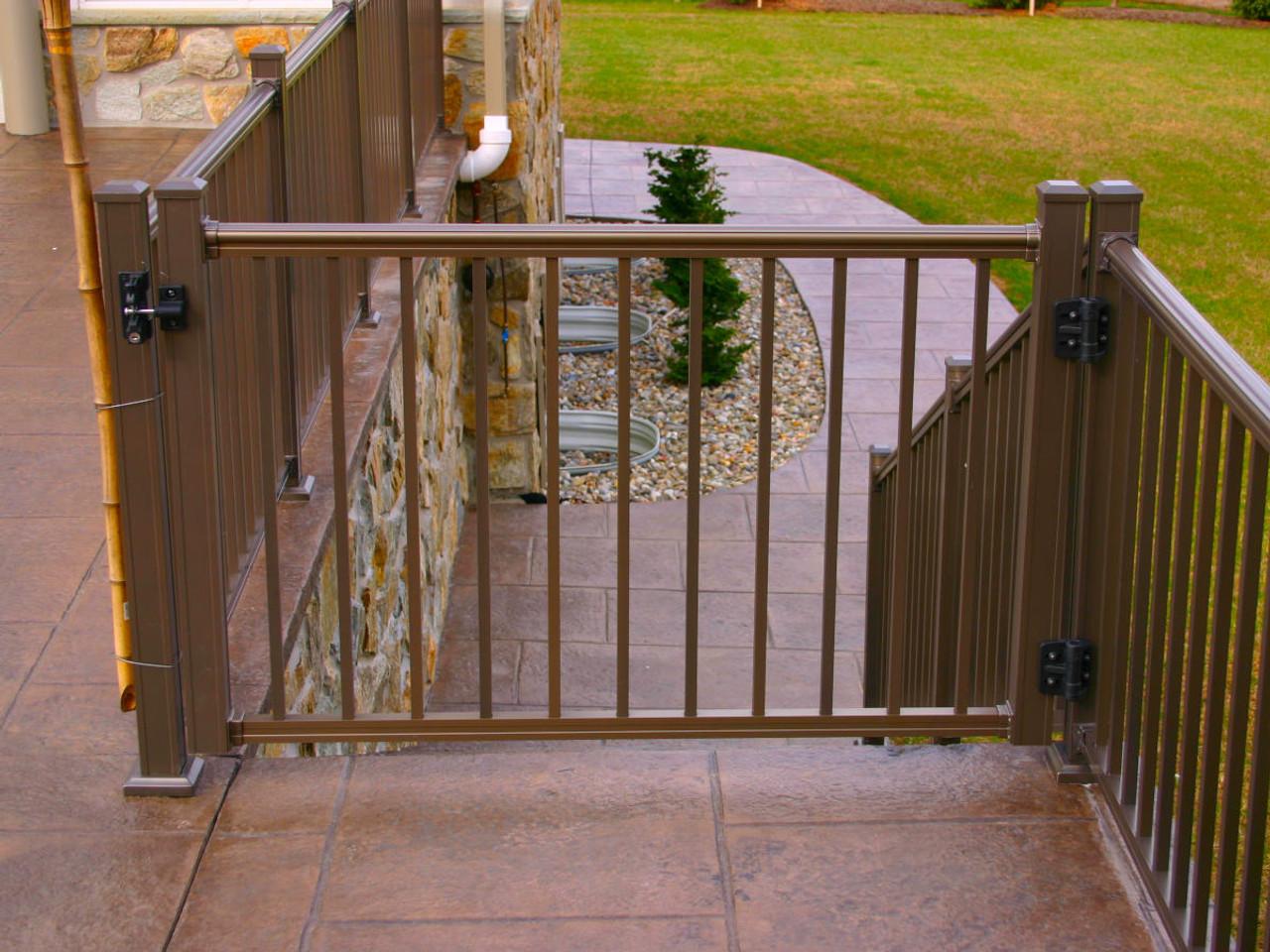Key-Link Arabian Series Aluminum Gate - Hardware Sold Separately
