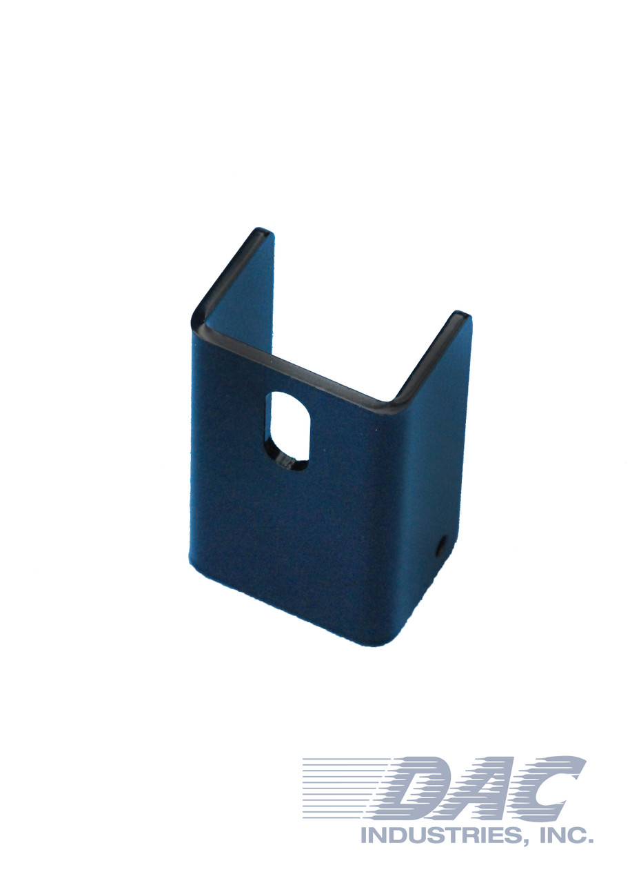 """DAC Industries 1-3/4"""" Adapter for Square Walk Gate Strong Arm Latch"""