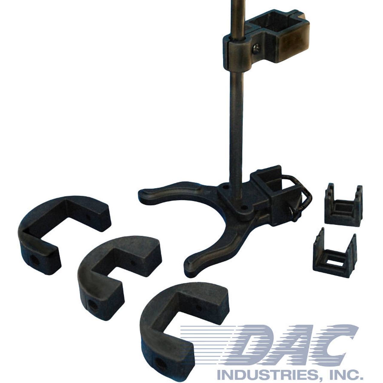 Square Auto-Latch Adapter Kit from DAC Industries - Auto-Latch Not Included.