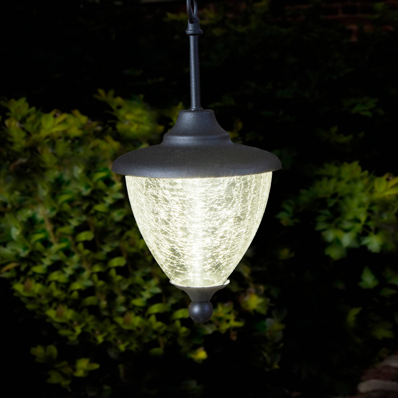 Eclipse Black Solar Chandelier from Classy Caps