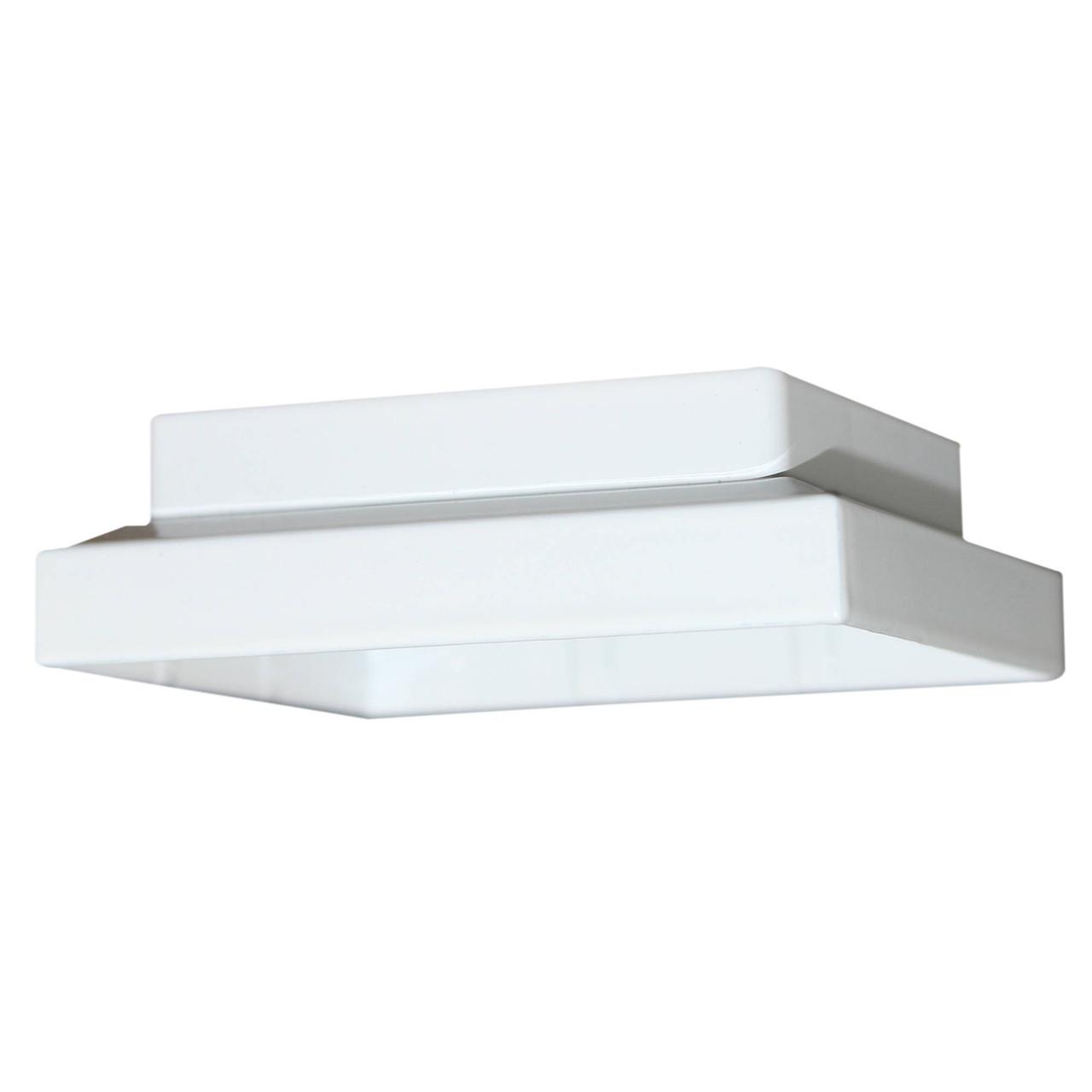 White 3x3 Post Adaptor for Classy Caps Imperial Solar Post Cap