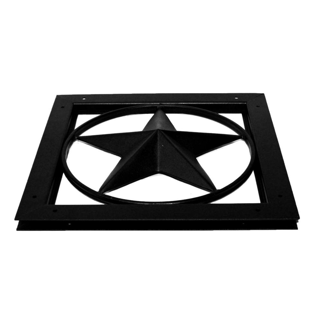 Ornamental Star Accent from OZCO OWT Hardware