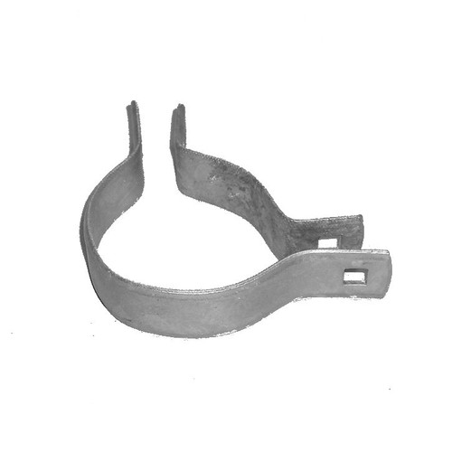 Galvanized 90-Degree Beveled Corner Brace Band