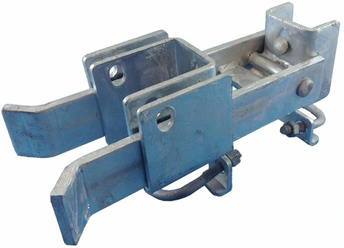 DAC Industries STRONG ARM Latch for Commercial Chain Link Double Drive Gates