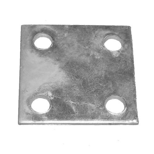 Galvanized Steel Floor Flange Plate