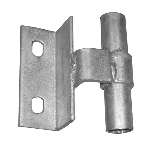 Galvanized Flat Track Bracket for Chain Link Rolling Gate