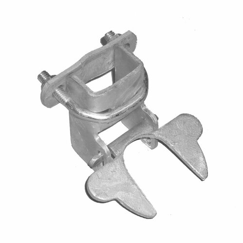 "1-3/8"" Galvanized Kennel Latch"