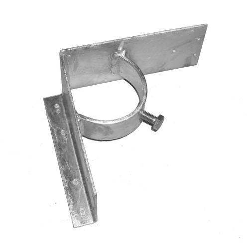 Wood to Metal Corner Post Adapter Bracket