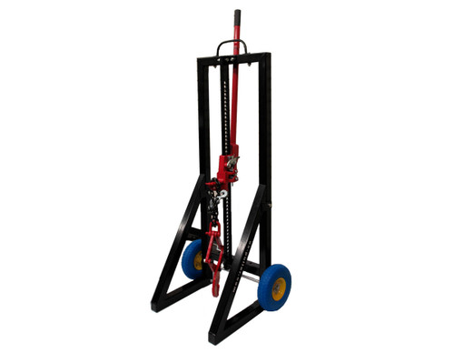 OZ-Puller Fence Post Puller w/ Farm Jack