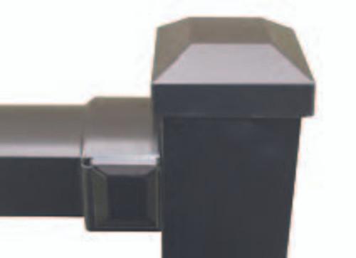 Westbury Aluminum Railing Post Cap