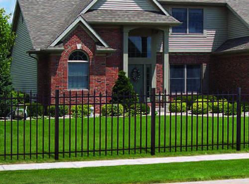 Regis 3132 Fence Panels Around a Home