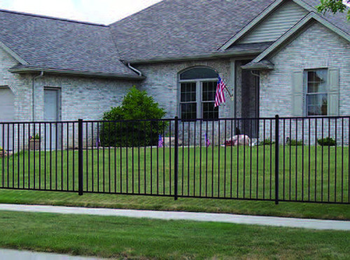 Regis 3220 Aluminum Pool Safety Fence Design