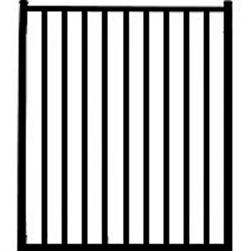 Regis 3220 Standard Aluminum Pool Fence Gate Drawing