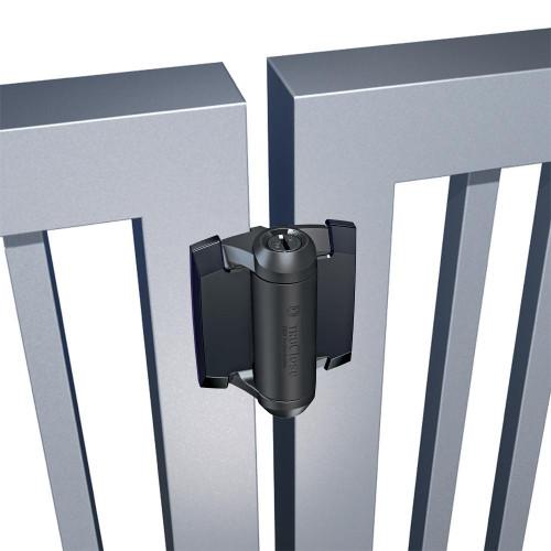 D&D TruClose Regular Gate Hine for Metal Gates TCA1S3BT